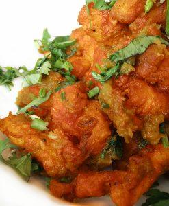 Chilli Chicken Fry Indian Takeaway Newcastle Gateshead